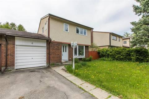 House for sale at 6 Dolan Dr Ottawa Ontario - MLS: 1155272