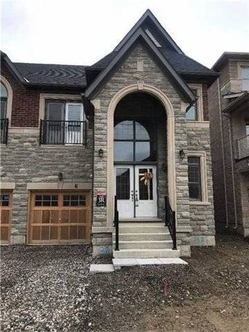 Townhouse for rent at 6 Dolobram Tr Brampton Ontario - MLS: W4697497