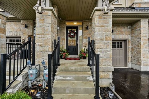 Townhouse for sale at 6 Doris Pawley Cres Caledon Ontario - MLS: W5003755