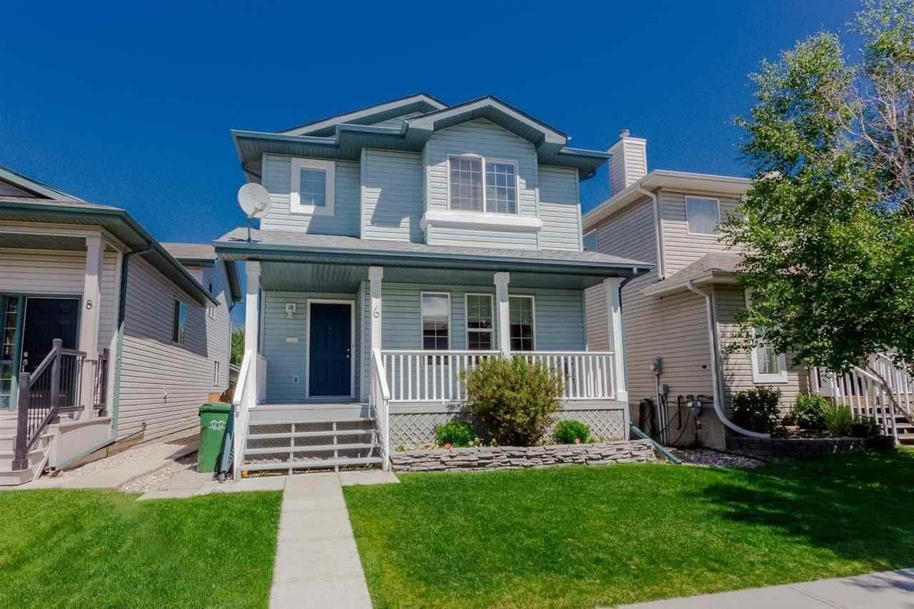 House for sale at 6 Douglas Ln Leduc Alberta - MLS: E4202641