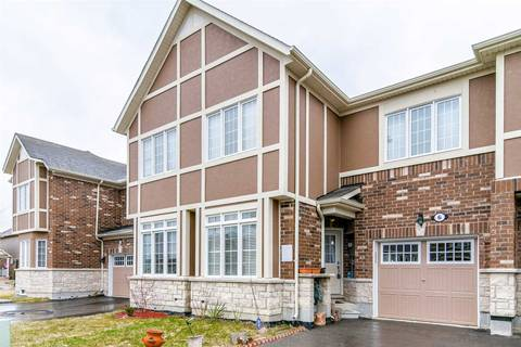 Townhouse for sale at 6 Dredge Ct Milton Ontario - MLS: W4419786