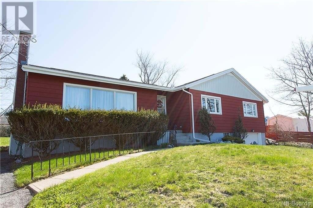 House for sale at 6 Duchess St Saint John New Brunswick - MLS: NB040879