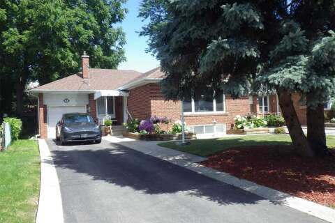 House for rent at 6 Duncairn Dr Toronto Ontario - MLS: W4851884
