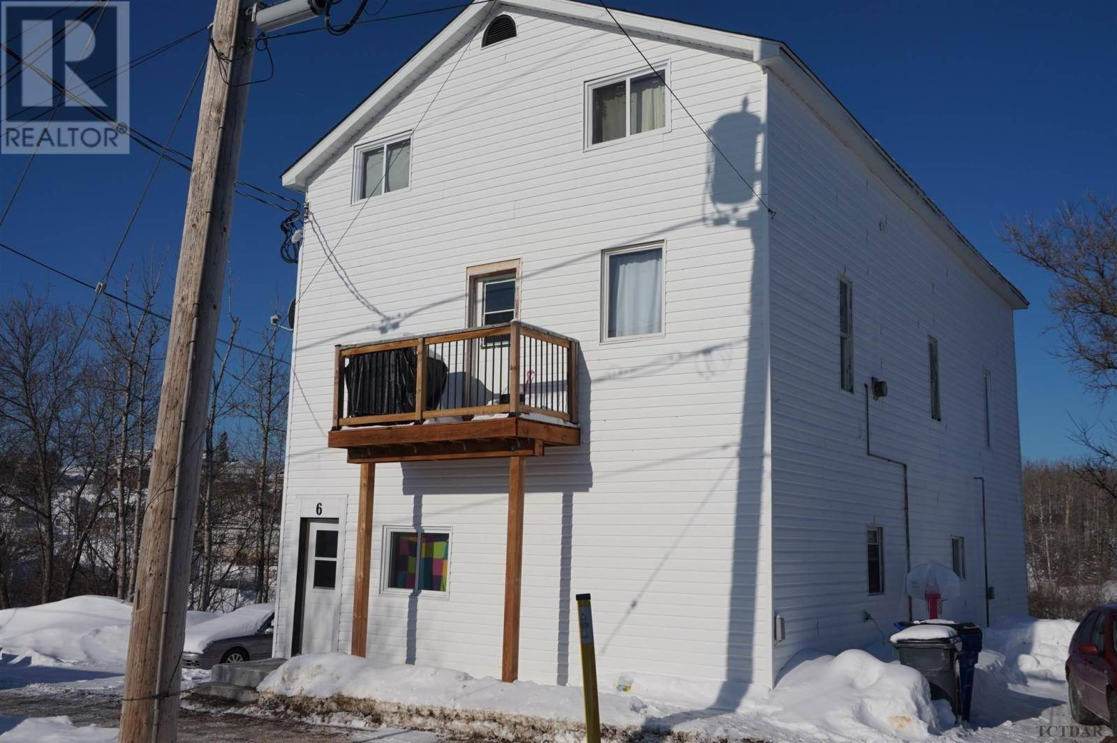 Townhouse for sale at 6 Earle St Cobalt Ontario - MLS: TM200334