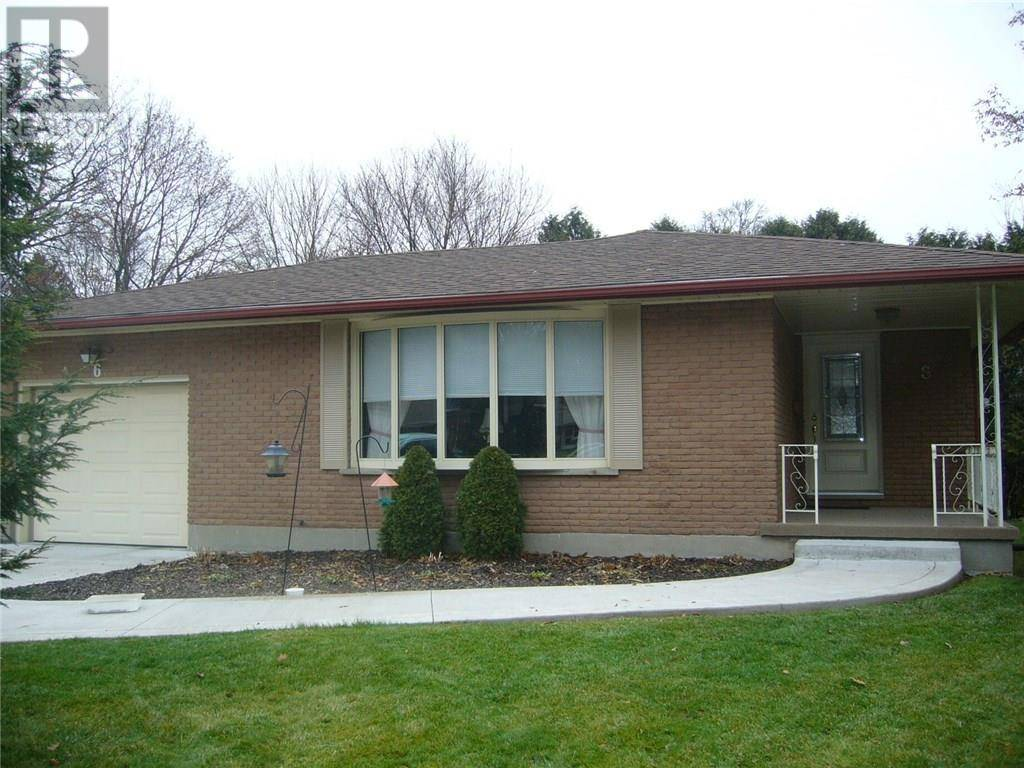 House for sale at 6 Eden Pl Simcoe Ontario - MLS: 30780217