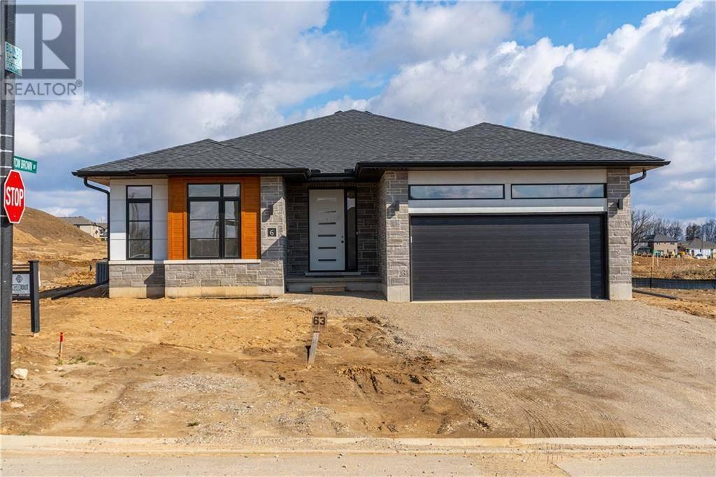 House for sale at 6 Edgar Pl Paris Ontario - MLS: 30791934