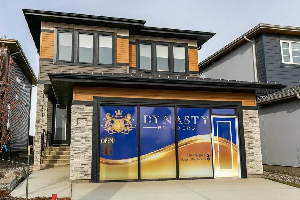 House for sale at 6 Edison Dr St. Albert Alberta - MLS: E4190204