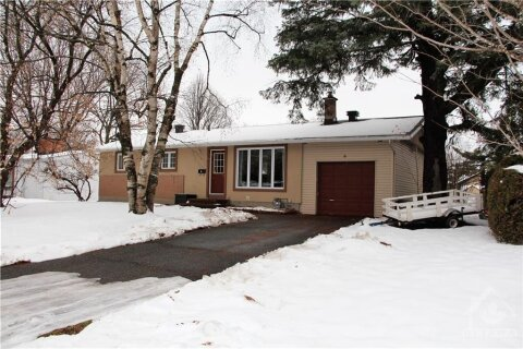 House for sale at 6 Ellery Cres Ottawa Ontario - MLS: 1220207