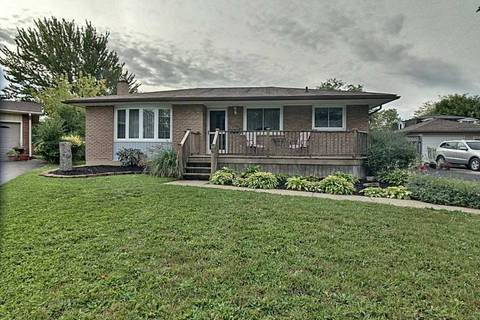 House for sale at 6 Englehart Ct St. Catharines Ontario - MLS: X4602452