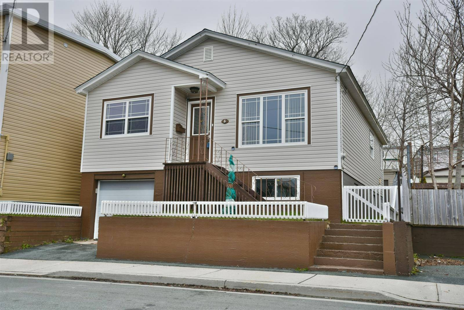 House for sale at 6 Eric St St. John's Newfoundland - MLS: 1202550