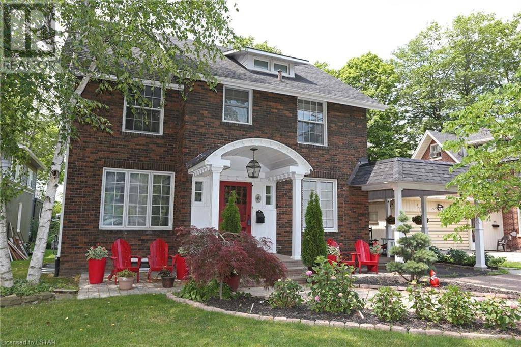 House for sale at 6 Farley Pl St. Thomas Ontario - MLS: 208838