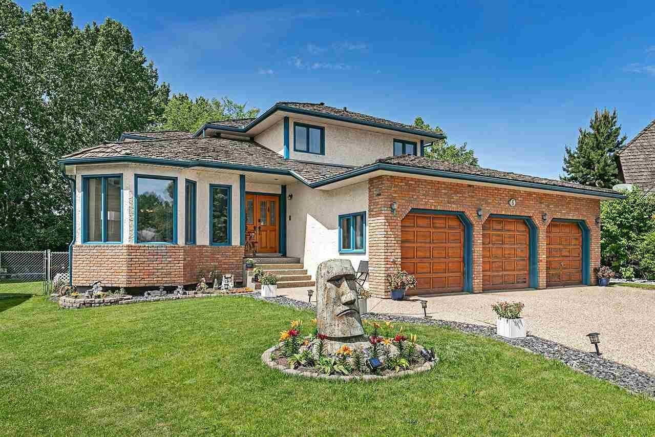 House for sale at 6 Fieldstone Pl Spruce Grove Alberta - MLS: E4203515