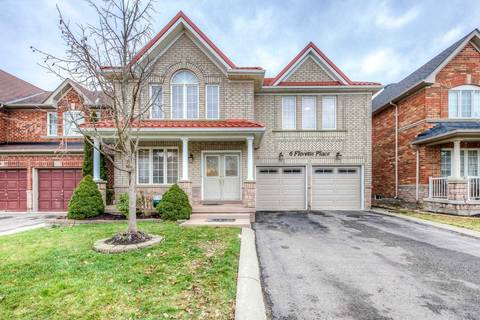 House for sale at 6 Florette Pl Brampton Ontario - MLS: W4669119