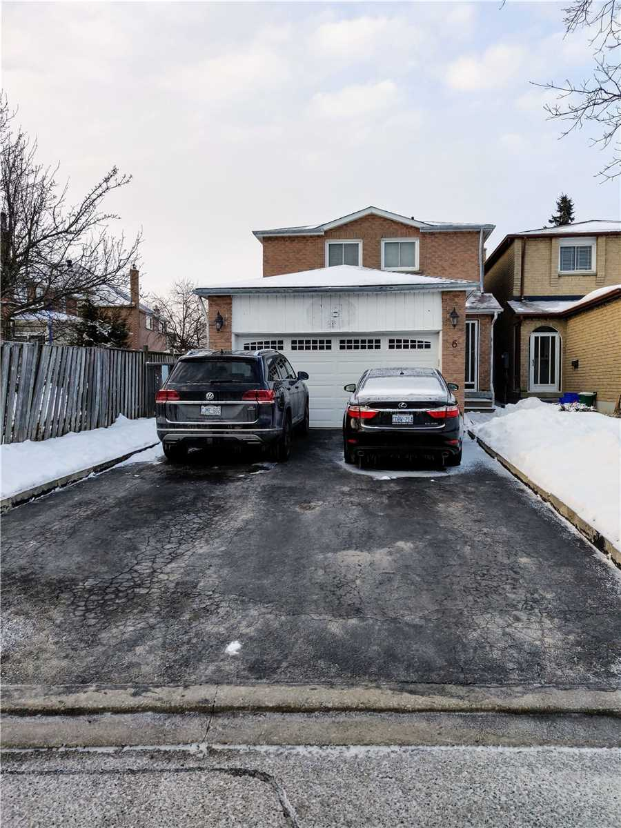 For Rent: 6 Forbes Crescent, Markham, ON | 3 Bed, 3 Bath House for $2300.00. See 16 photos!