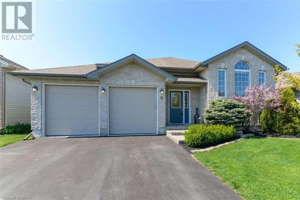 House for sale at 6 Fox Den Dr Brighton Ontario - MLS: 261676