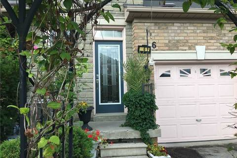 Townhouse for sale at 6 Foxchase Ave Vaughan Ontario - MLS: N4550574