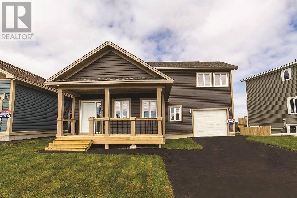 House for sale at 6 Frampton Ave St. John's Newfoundland - MLS: 1202848
