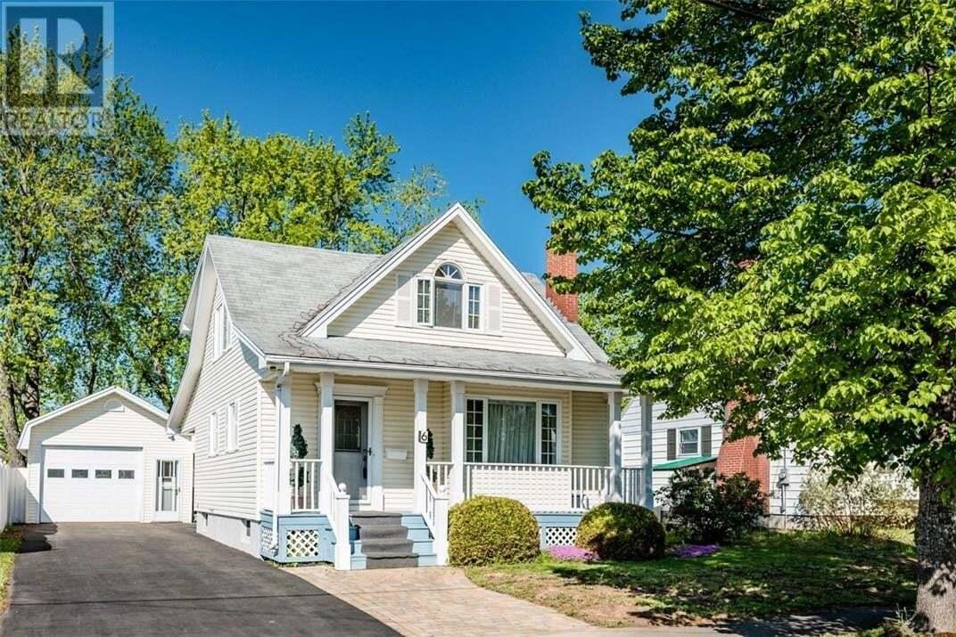 House for sale at 6 Friel  Moncton New Brunswick - MLS: M128768