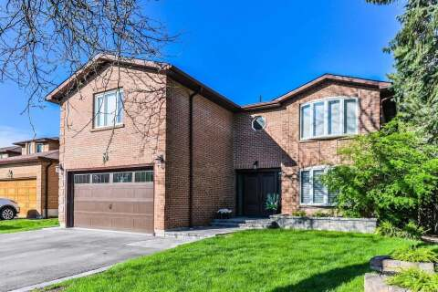 House for sale at 6 Fry Ct Markham Ontario - MLS: N4774780