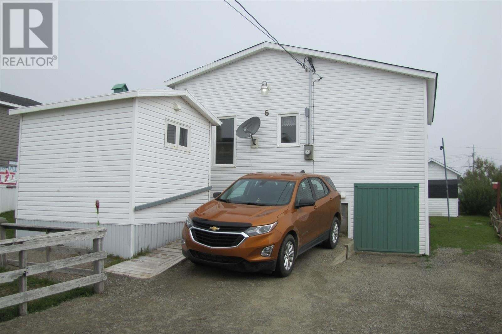 House for sale at 6 Gale St Port Aux Basques Newfoundland - MLS: 1221877