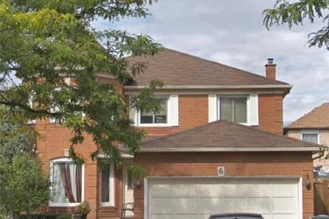 House for sale at 6 Giffen Pl Brampton Ontario - MLS: W4472525