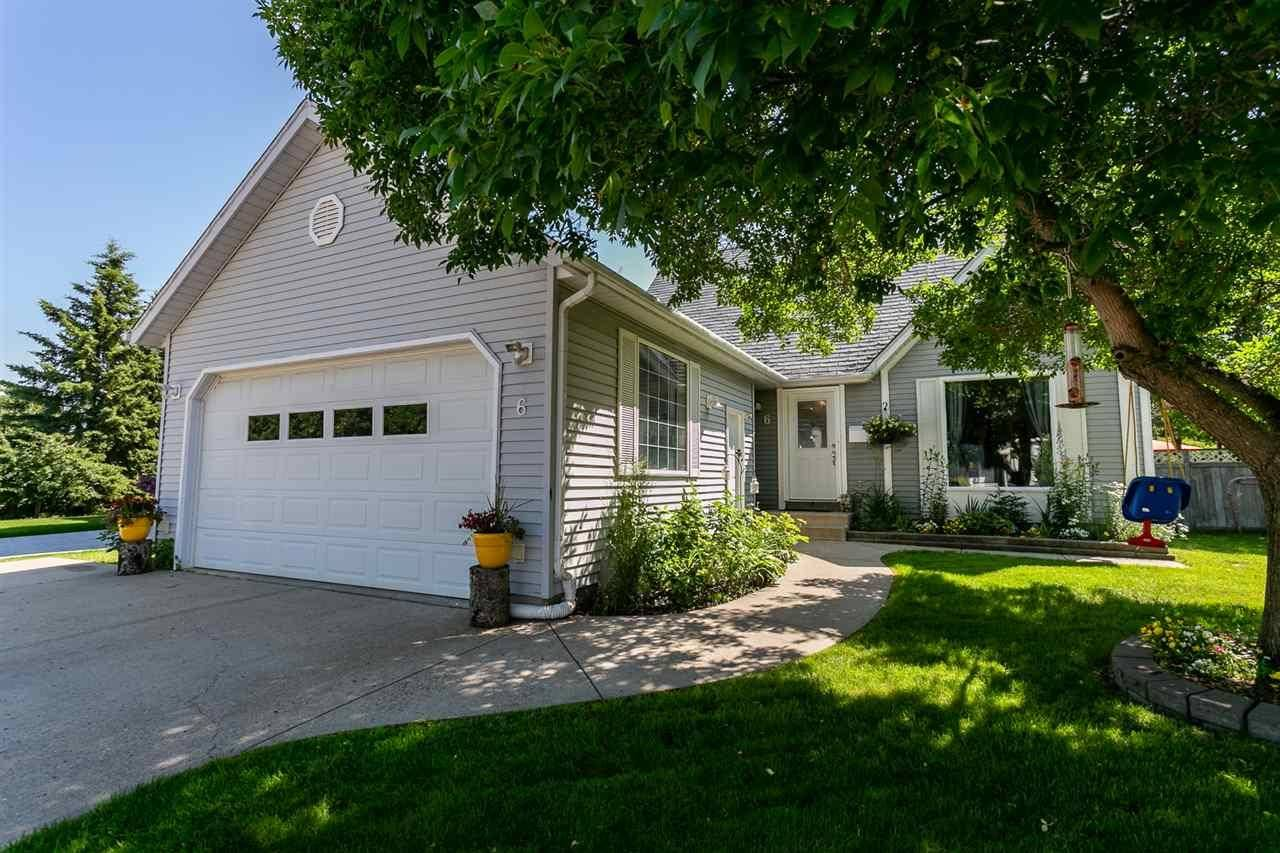 House for sale at 6 Goebel Cs Spruce Grove Alberta - MLS: E4167211