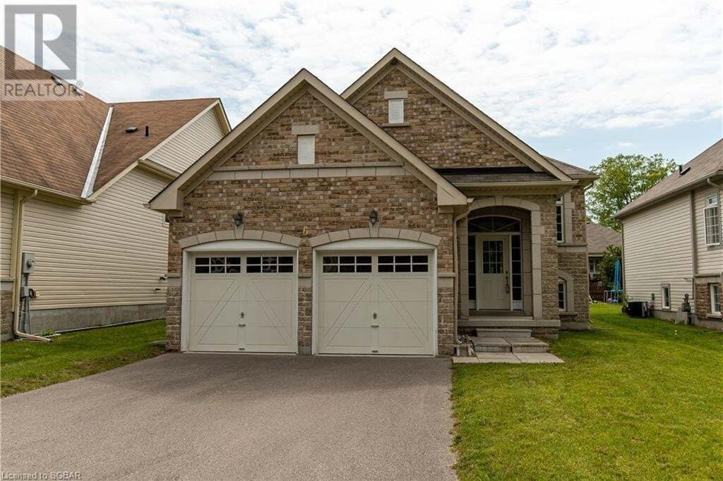 House for sale at 6 Grand Poplar Ln Wasaga Beach Ontario - MLS: 263299