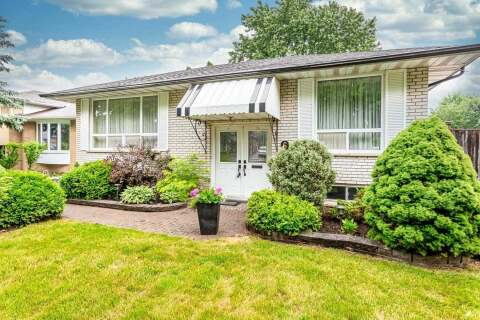 House for sale at 6 Grange Dr Brampton Ontario - MLS: W4806906