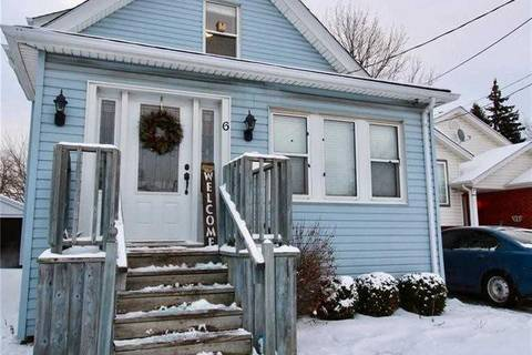 House for sale at 6 Grantham Ave St. Catharines Ontario - MLS: X4688742