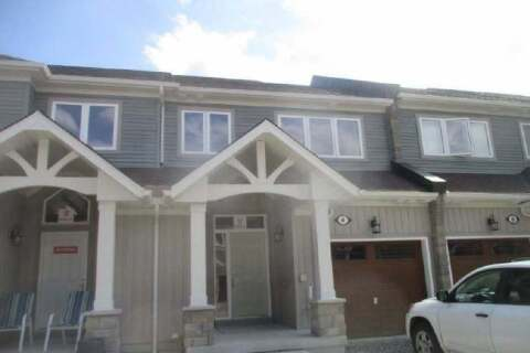 Townhouse for rent at 6 Gregory Ave Collingwood Ontario - MLS: S4772771