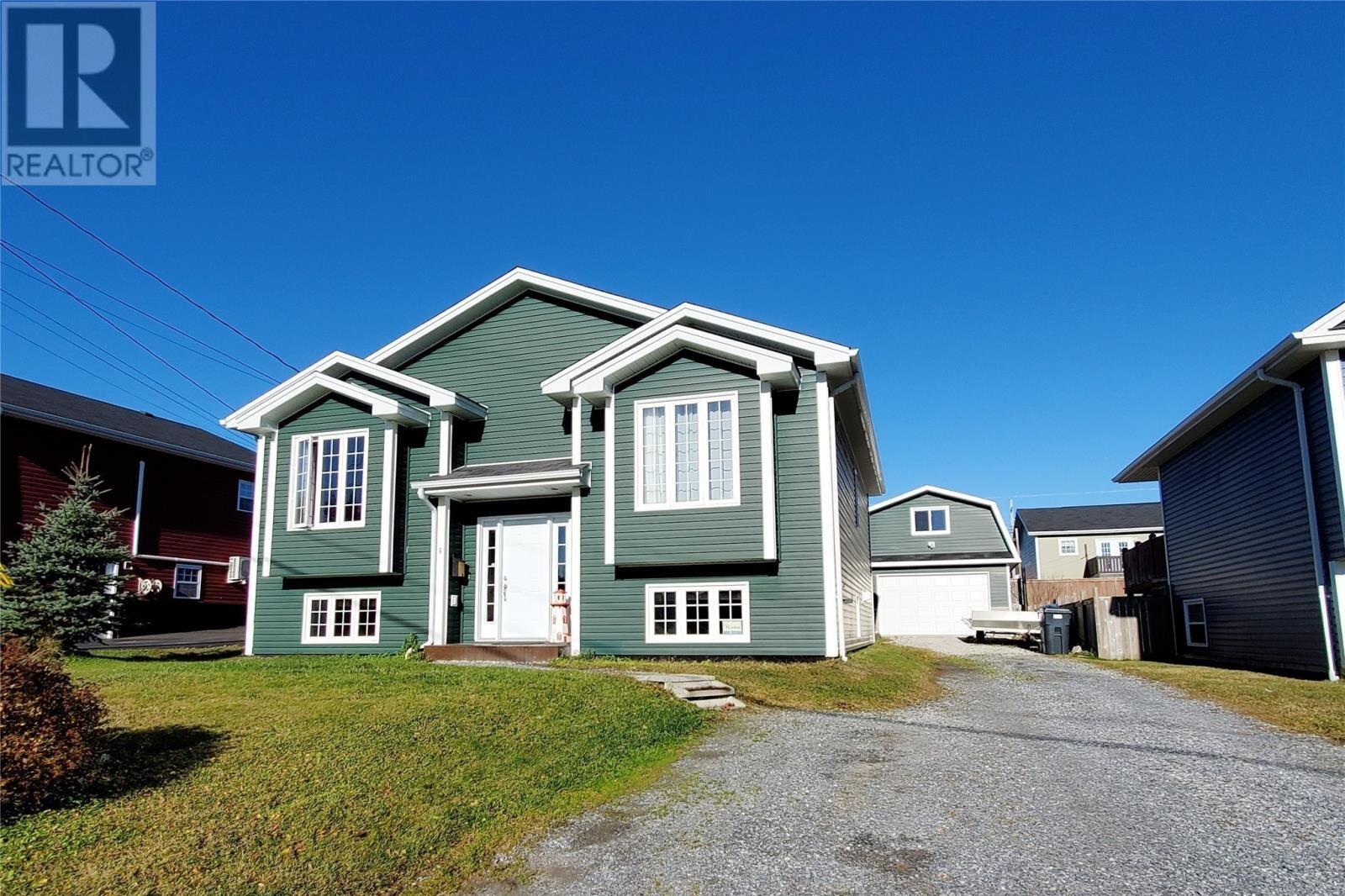 House for sale at 6 Hanlon Dr Massey Drive Newfoundland - MLS: 1223445