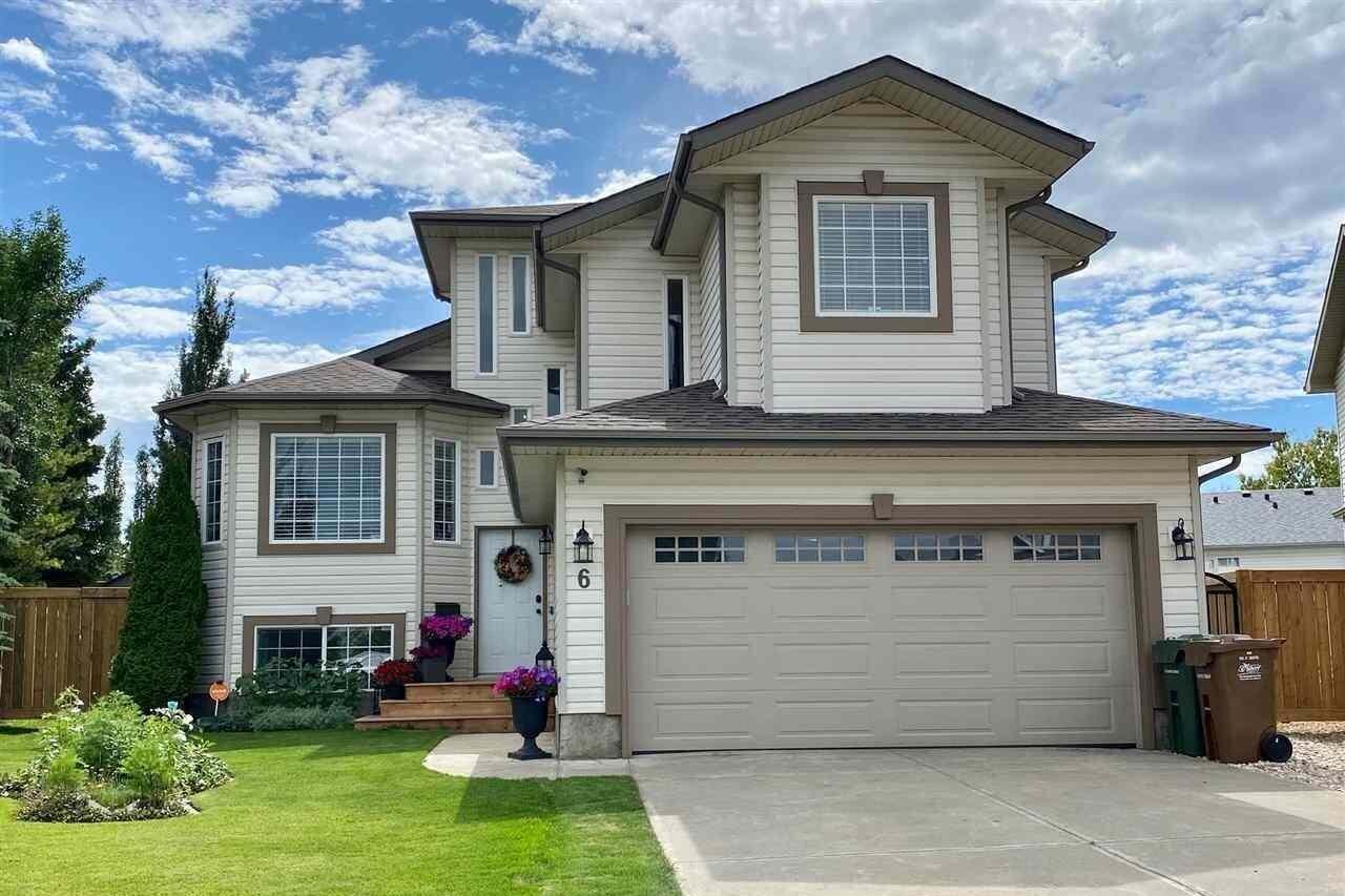 House for sale at 6 Hayden Pl St. Albert Alberta - MLS: E4207389
