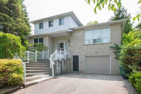 House for sale at 6 Hesp Dr Caledon Ontario - MLS: W4512423