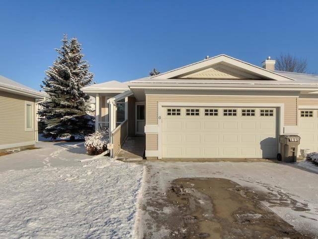 Townhouse for sale at 6 Hillary Pl Stony Plain Alberta - MLS: E4181721