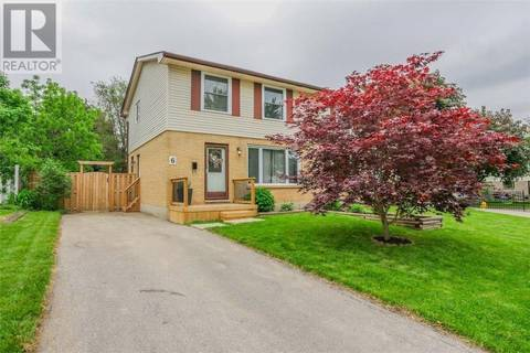 Home for sale at 6 Hines Cres London Ontario - MLS: 201851