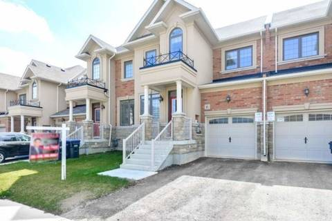 Townhouse for sale at 6 Hines St Brampton Ontario - MLS: W4550009