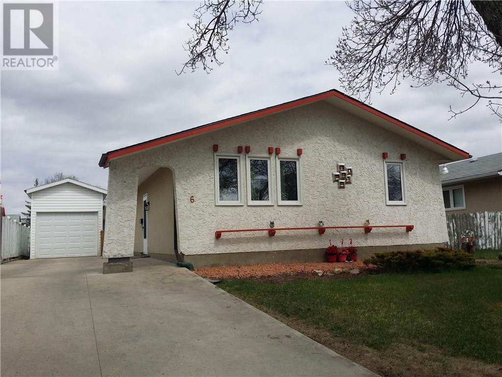 For Sale: 6 Hooper Bay, Regina, SK | 3 Bed, 2 Bath House for $306,000. See 33 photos!