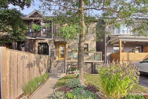 Townhouse for sale at 6 Hugo Ave Toronto Ontario - MLS: W4924234