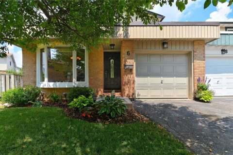 House for sale at 6 Joanne Ct Brampton Ontario - MLS: W4824025