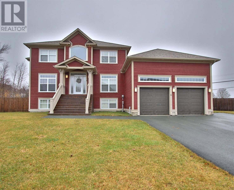 House for sale at 6 Judge Pl St. John's Newfoundland - MLS: 1207517