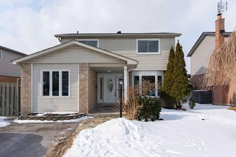 House for sale at 6 Kenton Ct Whitby Ontario - MLS: E4389012