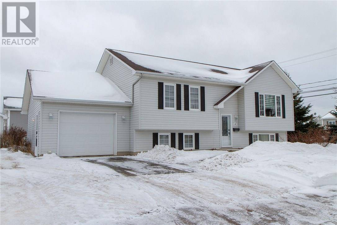 House for sale at 6 Kenview  Moncton New Brunswick - MLS: M127075