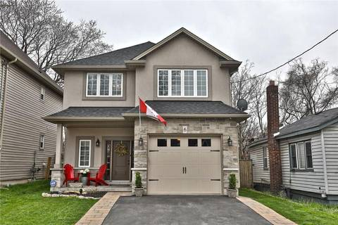 House for sale at 6 Kirk Rd Hamilton Ontario - MLS: H4052237