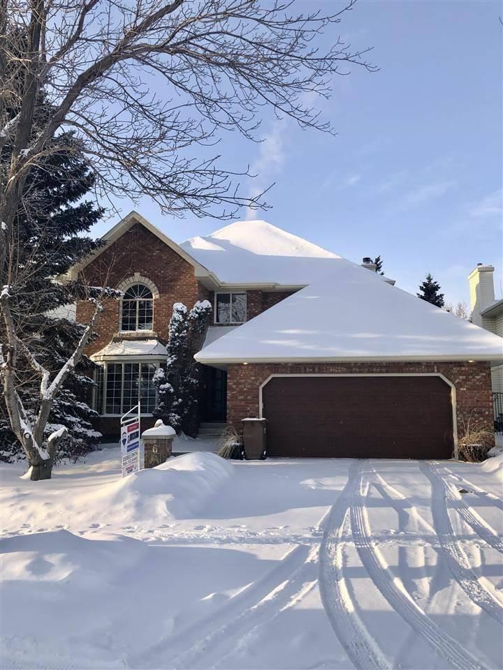 House for sale at 6 Kirkwood Dr St. Albert Alberta - MLS: E4182778