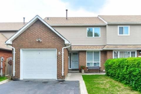 Townhouse for sale at 6 Kline Ct Brampton Ontario - MLS: W4521237