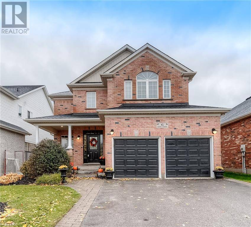 House for sale at 6 Knox Ct Kitchener Ontario - MLS: 30776004