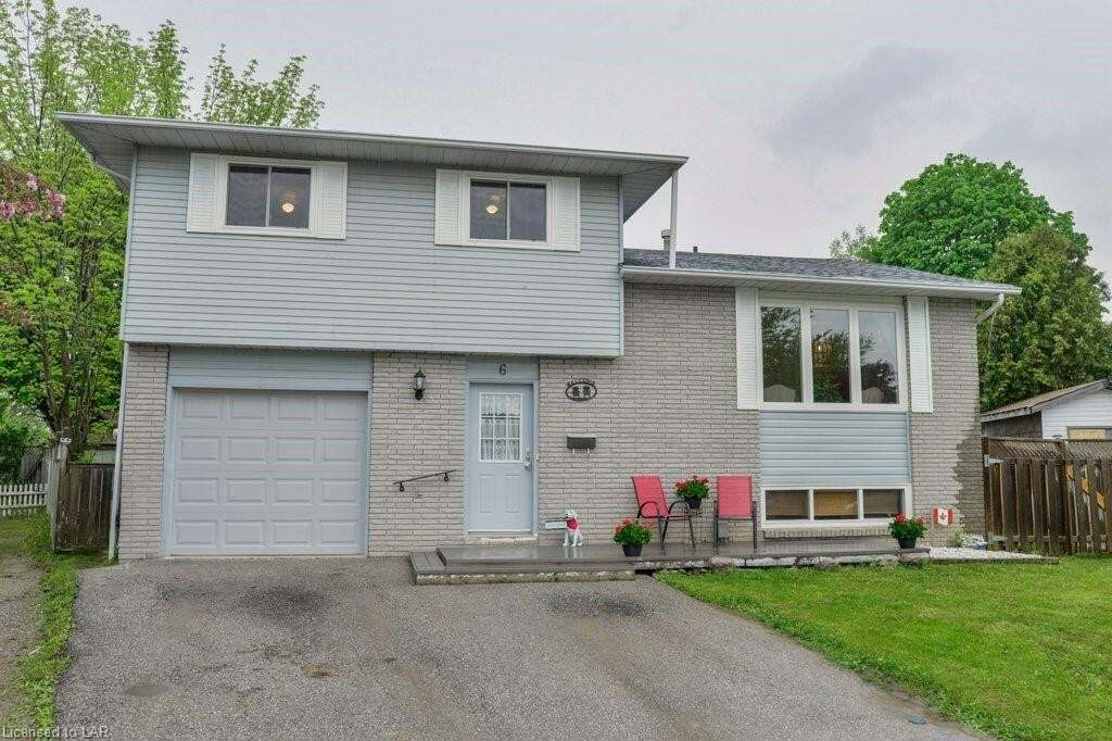 House for sale at 6 Kris Ct Orillia Ontario - MLS: 262347