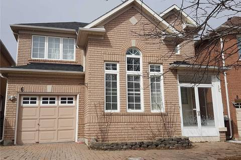 House for sale at 6 Lancelot Ln Markham Ontario - MLS: N4390262
