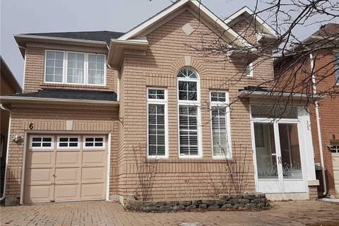 House for sale at 6 Lancelot Ln Markham Ontario - MLS: N4577857