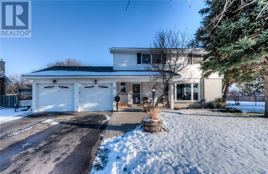 House for sale at 6 Lester Pl Cambridge Ontario - MLS: 30780258